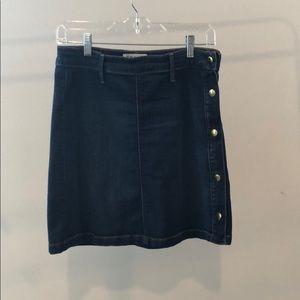 FRAME denim skirt size 28